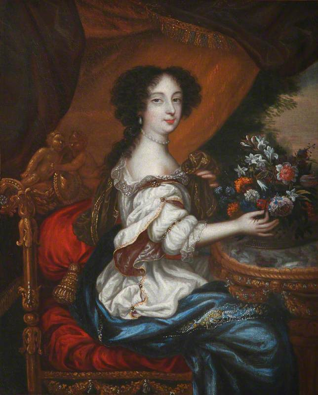 Barbara Villiers (1641–1709), Countess of Castlemaine and Duchess of Cleveland