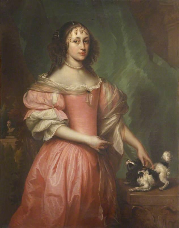 Princess Henrietta-Anne 'Minette' (1644–1670), Duchess of Orléans