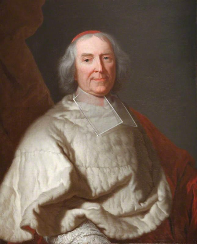 Cardinal Hercule-André de Fleury (1653–1743)