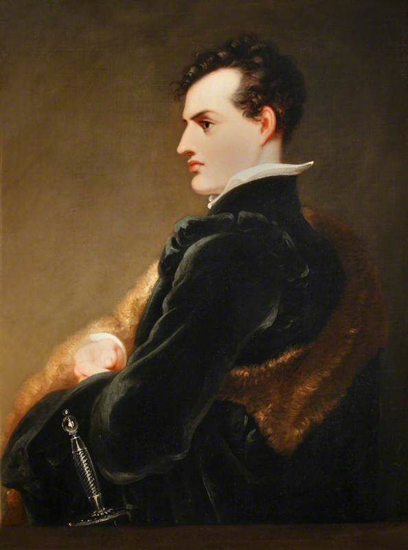 George Gordon (1788–1824), Lord Byron