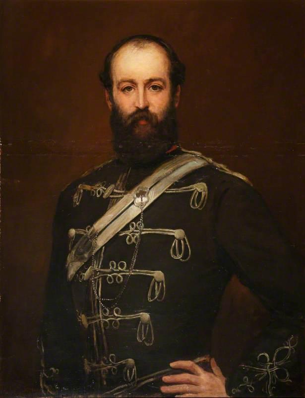 Sir Nathan Mayer de Rothschild (1840-1915), 2nd Bt, Baron Rothschild (Austria) and 1st Baron Rothschild (UK), PC, GCVO