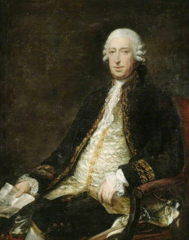 Lord George Sackville (1716–1785), Viscount Sackville