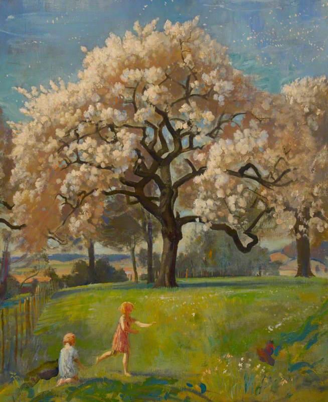Cherry Trees at Owletts