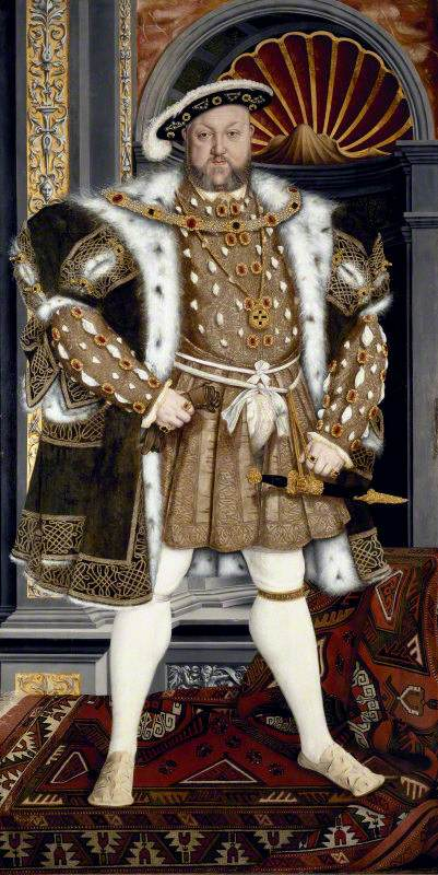 Henry VIII (1491–1547)
