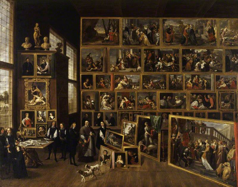 The Brussels Picture Gallery of the Archduke Leopold Wilhelm of Austria (1614–1662)