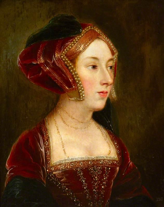 Anne Boleyn (1507–1536)