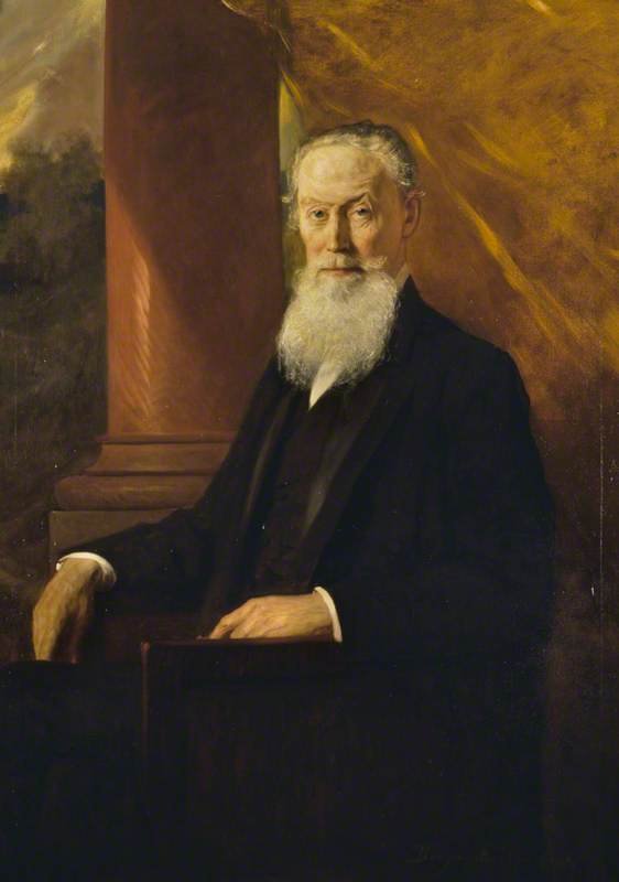 The Right Honourable William McEwan (1827–1913), MP