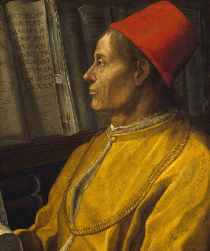 Giason del Maino (1435–1519), Professor of Law and Magistrate