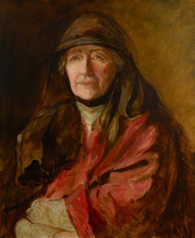 Dame Ellen Terry (1847–1928), Aged 79