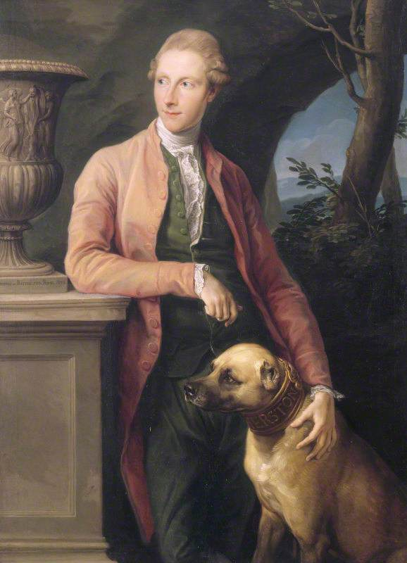 Sir Harry Fetherstonhaugh (1754–1846), 2nd Bt