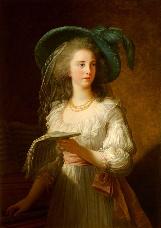 Martine-Gabrielle-Yoland de Polastron (1745–1793), duchesse de Polignac