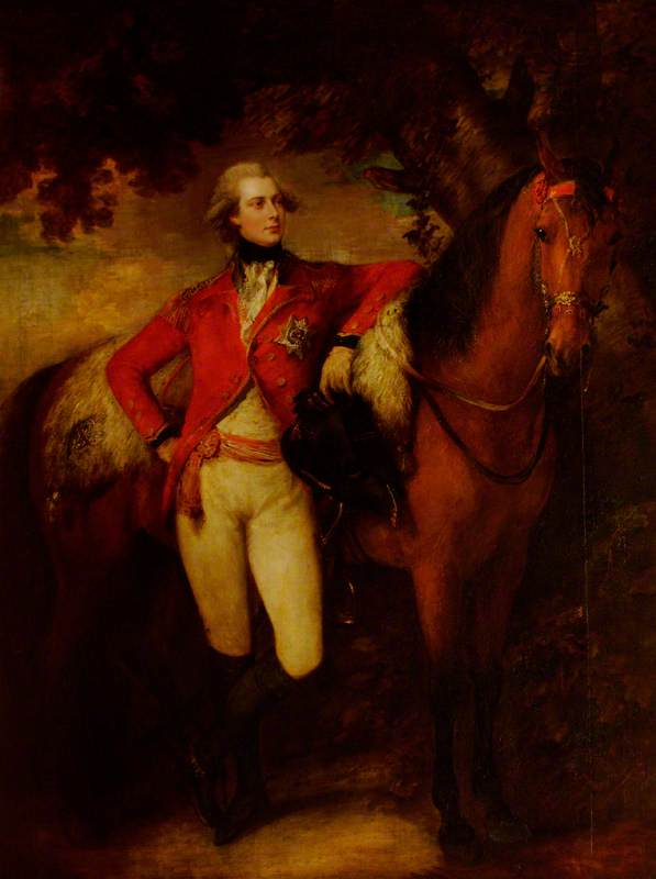 George (1762–1830), Prince of Wales, Later George IV
