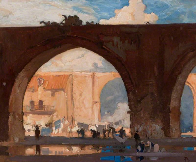 Two Bridges, Perugia (The Viaduct)