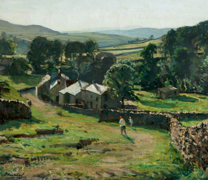 Stainforth, A Ribblesdale Farm