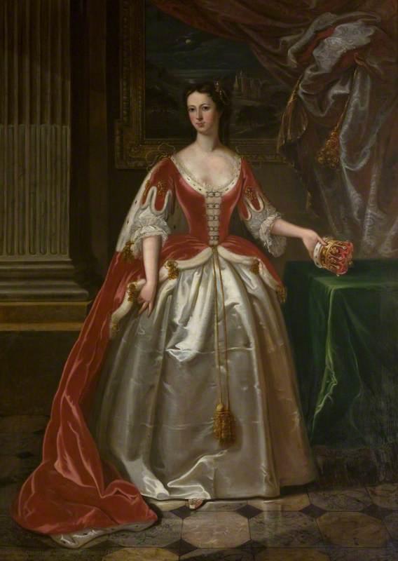 Susanna Kennedy (1689–1780), Countess of Eglinton
