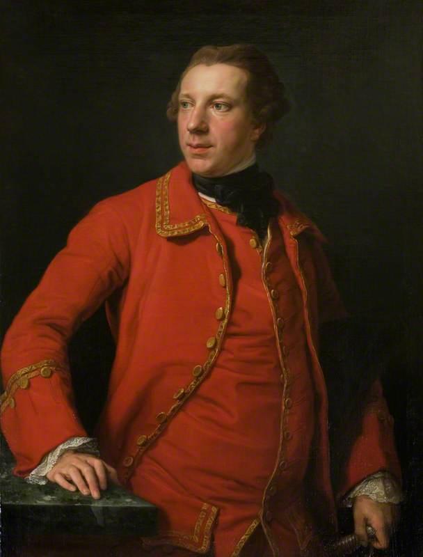 Thomas Kennedy, 9th Earl of Cassillis