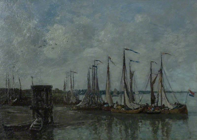Fishing Boats, Anvers