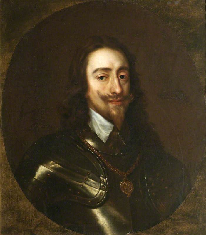 Charles I (1600–1649), in Armour