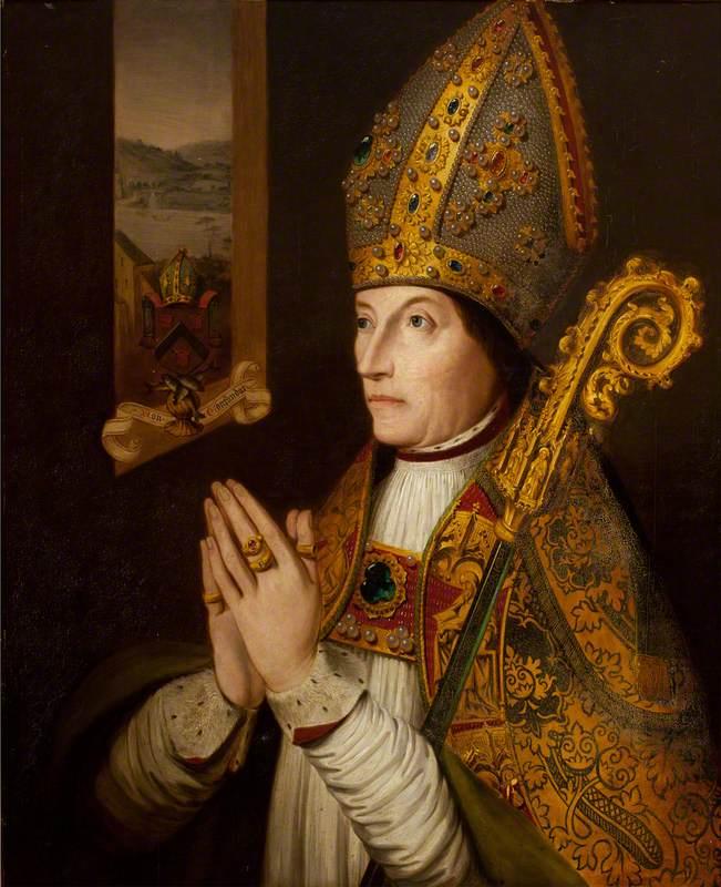 William Elphinstone (1431–1514), Bishop of Aberdeen