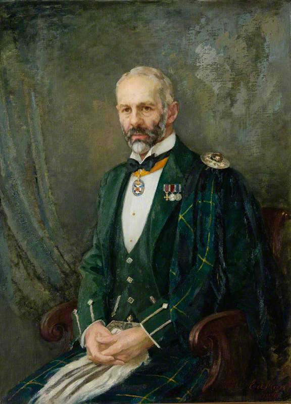 George Gordon (1879–1965), 2nd Marquess of Aberdeen and Temair