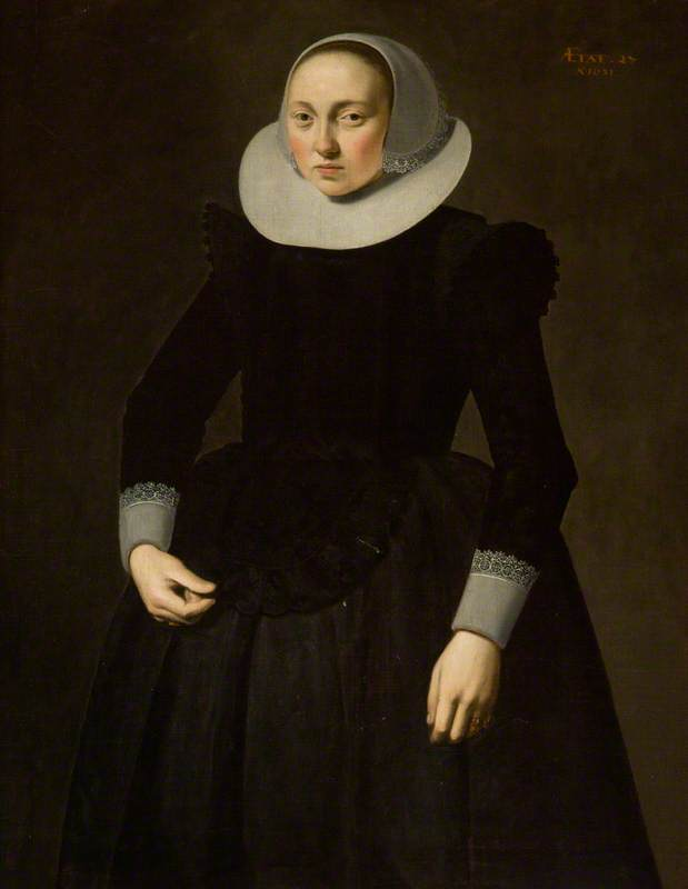 Vrouw Elizabeth Coreboult