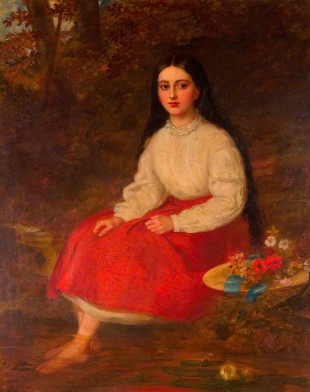 Henrietta Elizabeth Ames (d.1915)