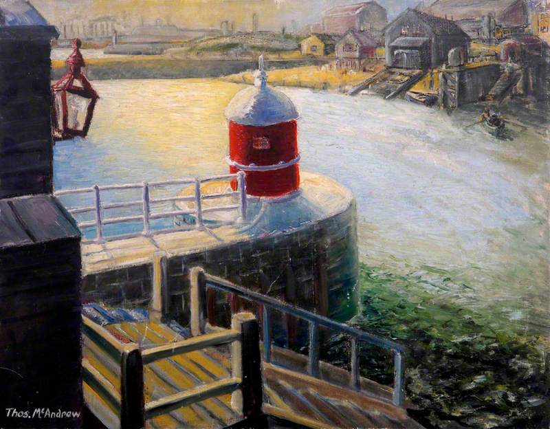 The Old Ferry, Hartlepool, Tees Valley