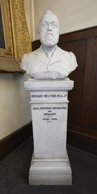 Richard Welford (1836–1919)