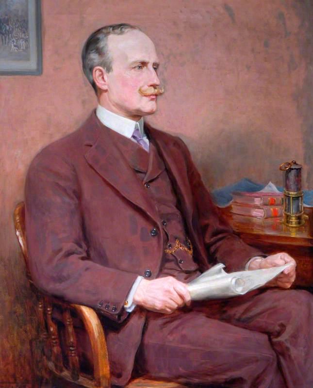 William Cuthbert Blackett (b.1859)