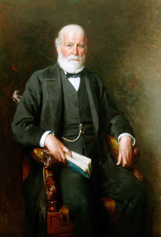 Sir Isaac Lowthian Bell (1816–1904), FRS