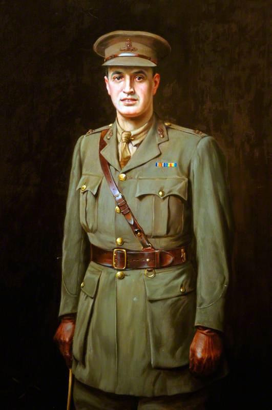 Albert Edward Forbes, Second Lieutenant (1910–1920)