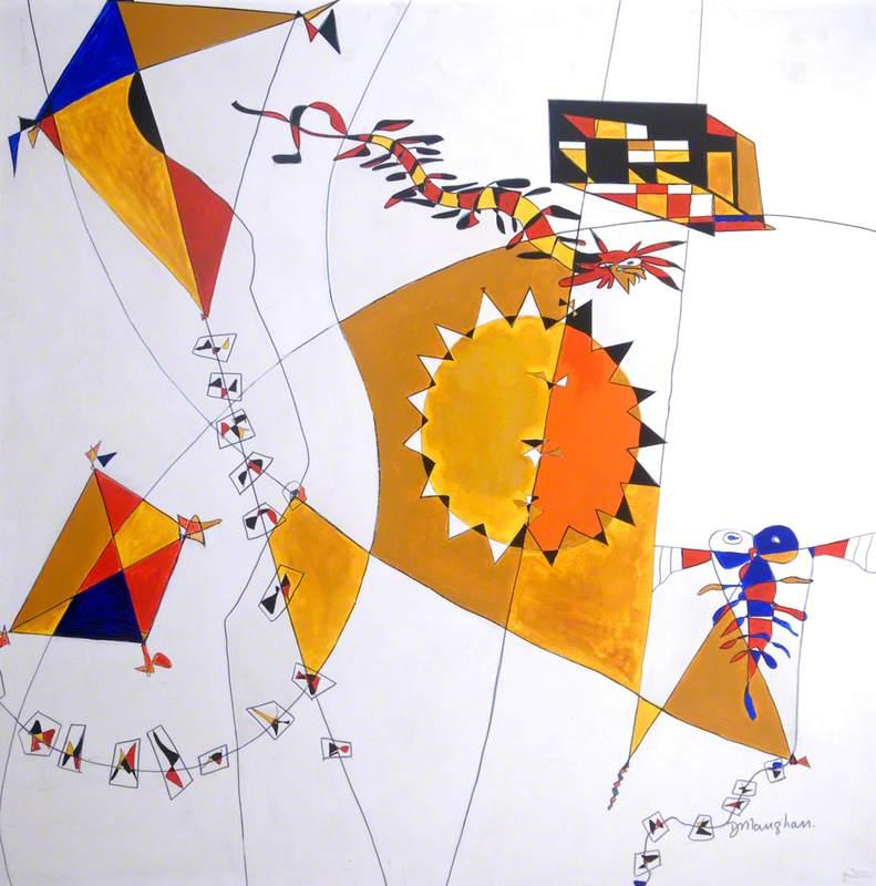 Kites on a Summer Sunday