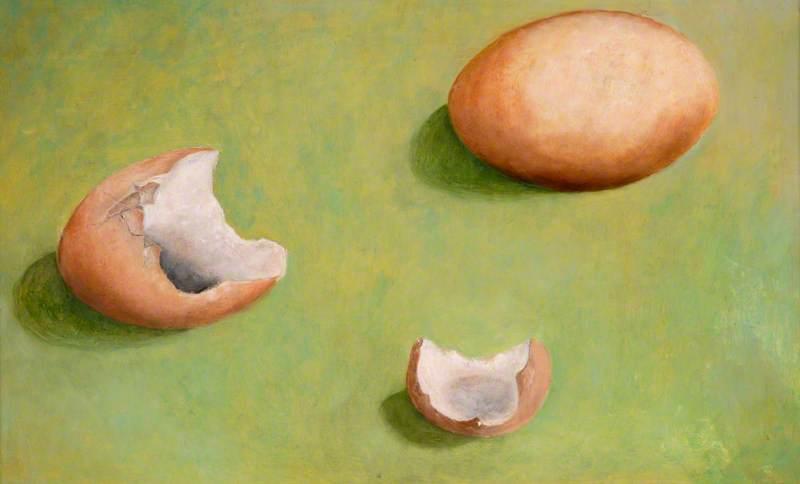 Study, Eggshells