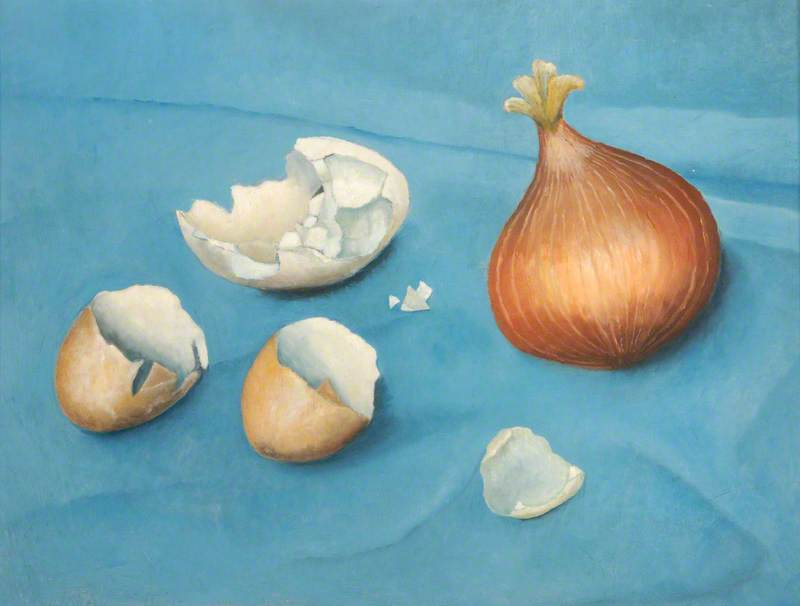 Eggshells and Onions