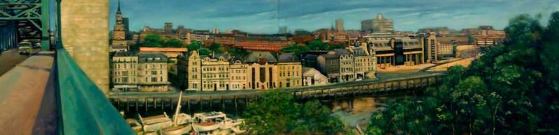 Newcastle Quayside 1, Tyne and Wear