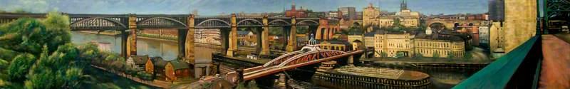 Newcastle Quayside 2, Tyne and Wear