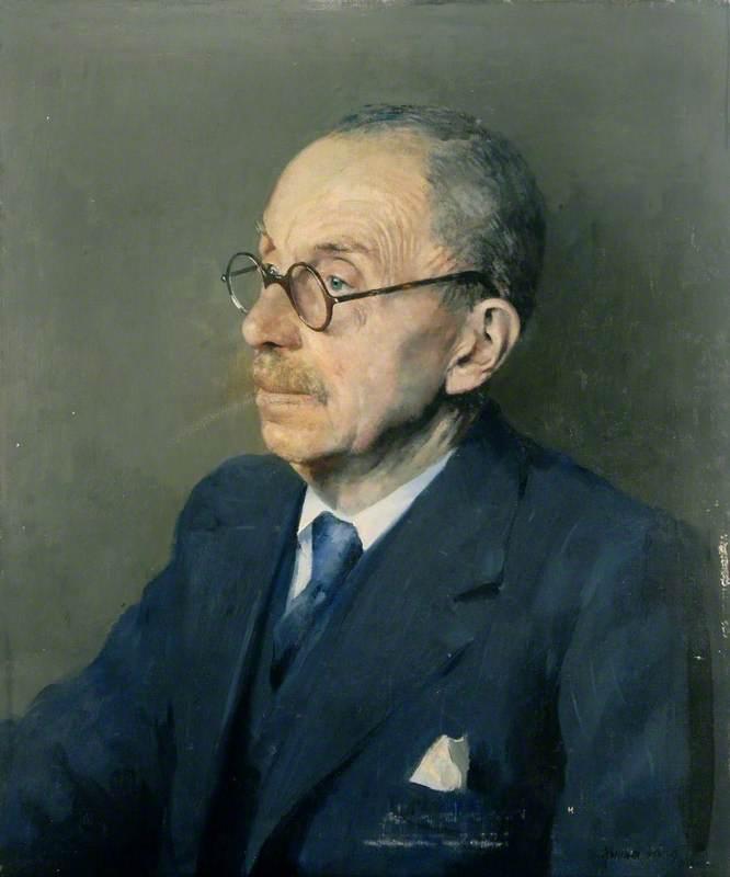 Dr Wilfred Hall (1874–1952), MA, DSc, FRCS