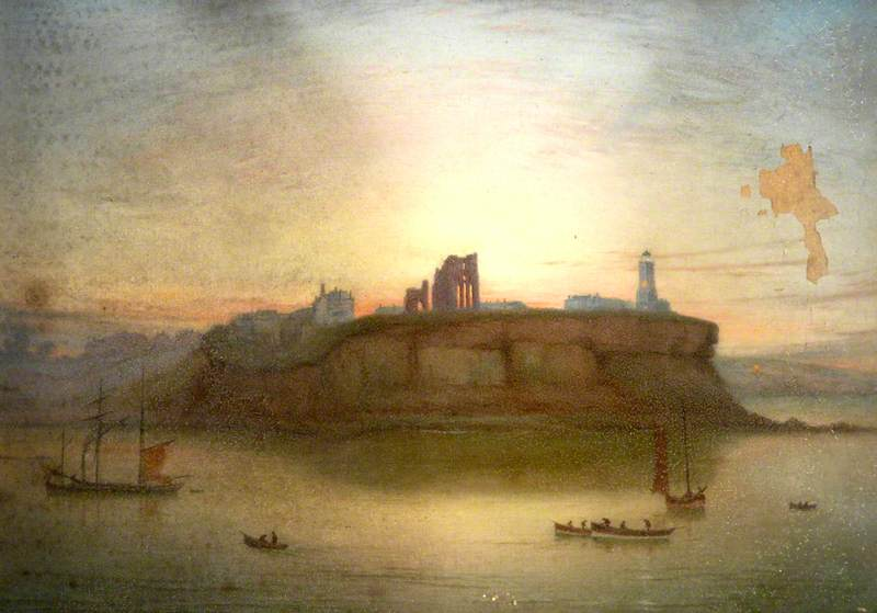Tynemouth Castle