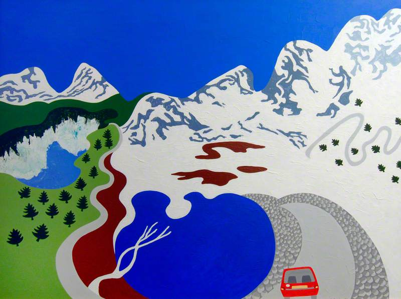 Rover Metro Goes to Norway