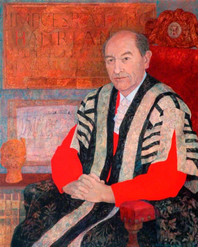 James Robertson Graeme Wright, Vice-Chancellor, University of Newcastle upon Tyne (1992–2000)