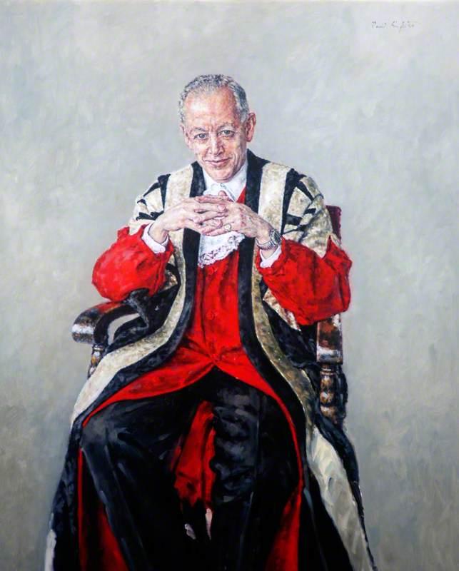 Professor Christopher Edwards, Vice-Chancellor, University of Newcastle upon Tyne (2001–2007)