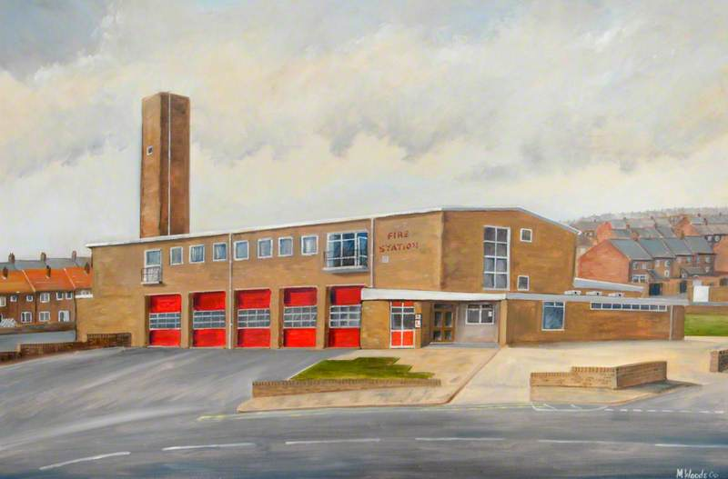 Old Gateshead Fire Station