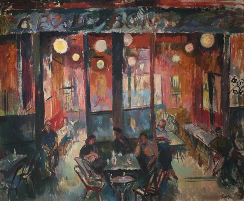 Café Interior