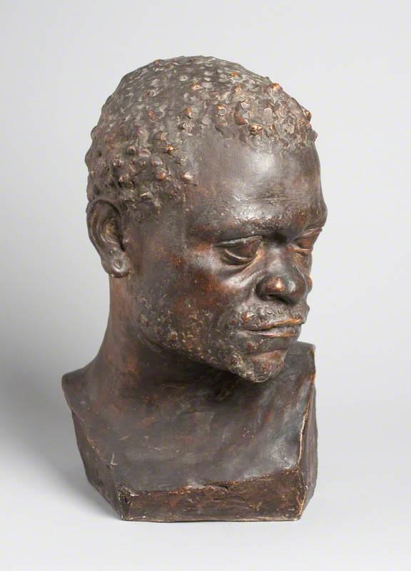 Bokami, a Pygmy Chief