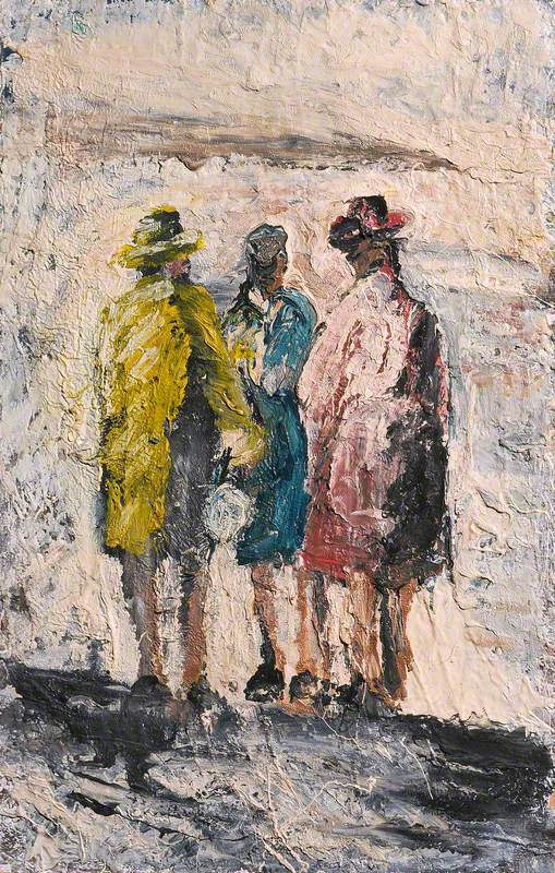 Women on the Promenade