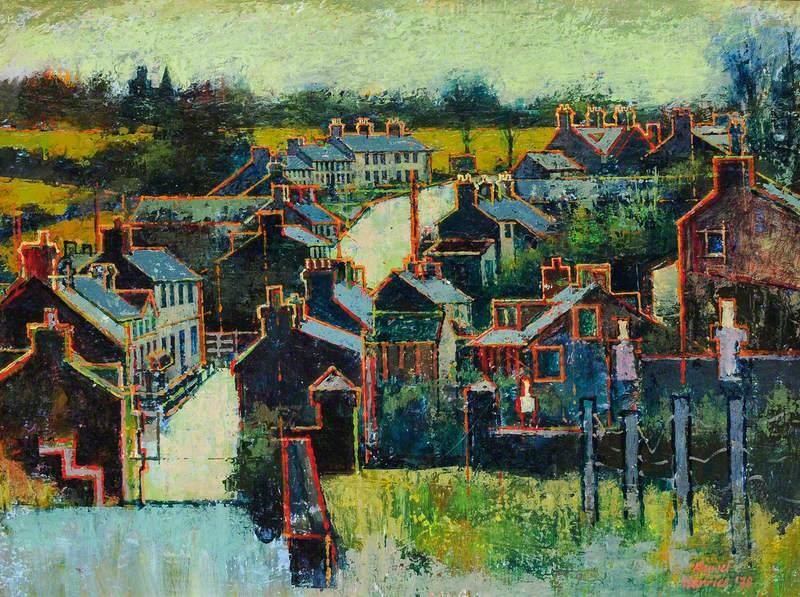 Dyfed Village – Llanarth