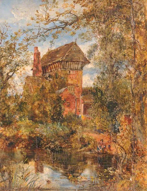 Old Hut, Hale, Lancashire