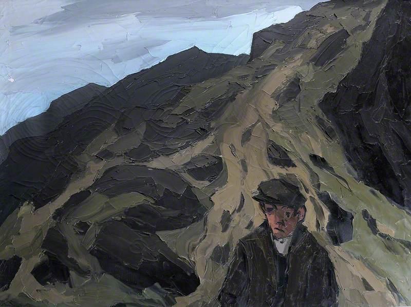 Farmer on the Mountains