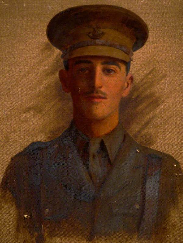 Second Lieutenant Paul Chancourt Girardot (1895–1914), 1st Bn OBLI
