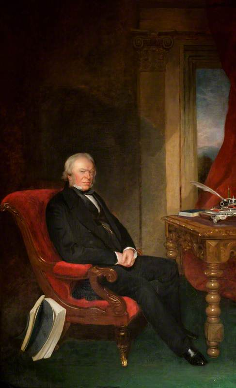 David Morris (1800–1869), MP and Whig Politician